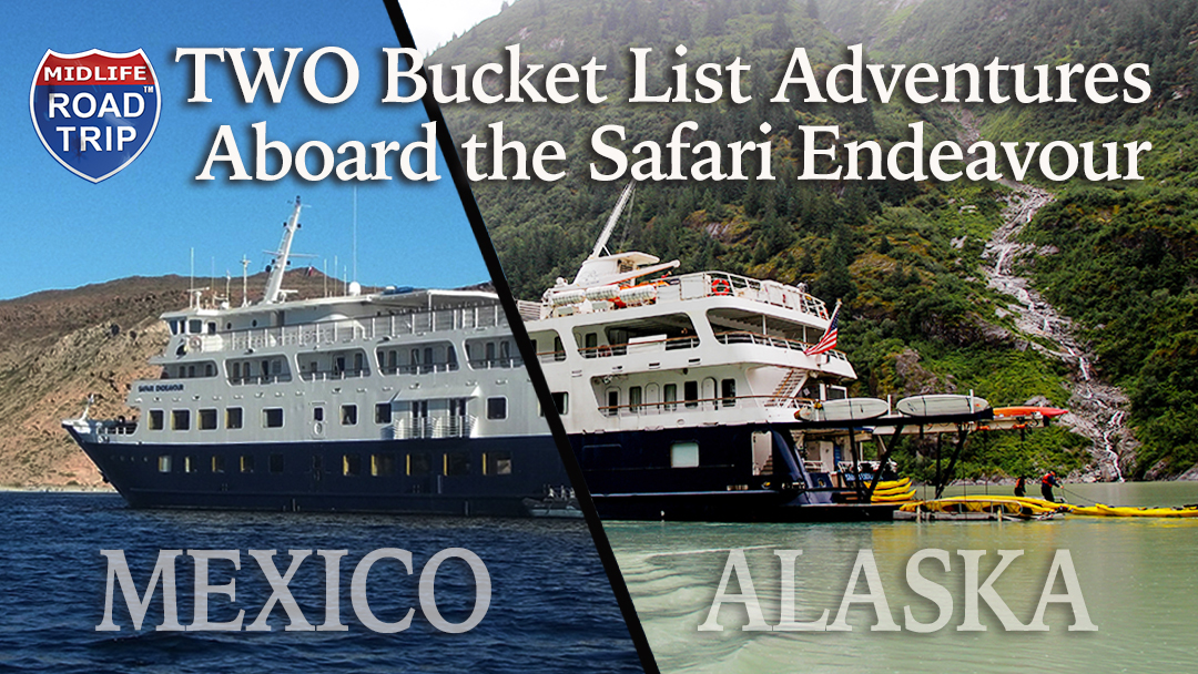Two Bucket List Adventures Aboard the Safari Endeavour