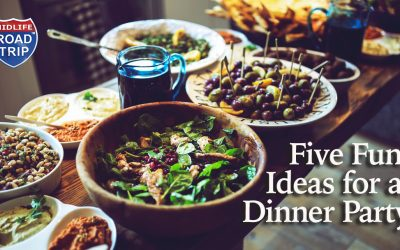 5 Fun Ideas for A Dinner Party