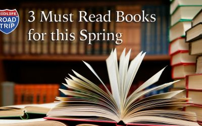 3 Must Read Books for this Spring