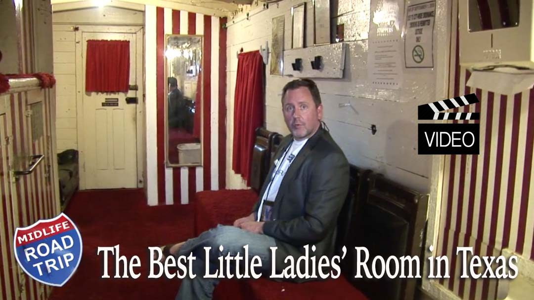 Best Little Ladies Restroom in Texas