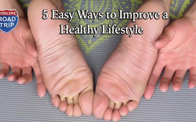 5 Easy Ways to Improve a Healthy Lifestyle