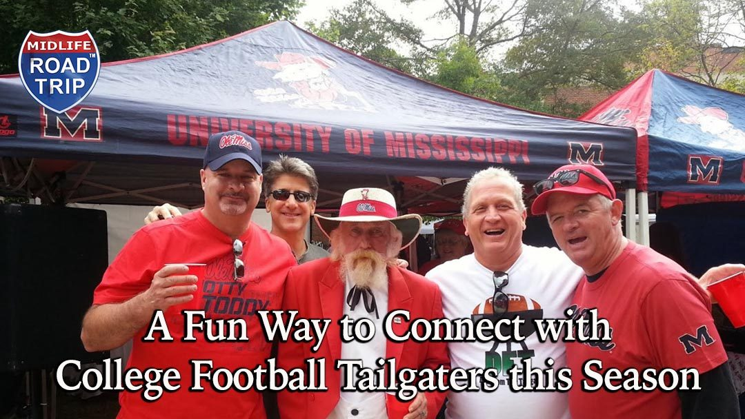 A Fun Way to Connect with College Football Tailgaters this Season