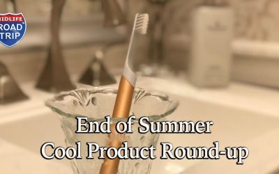 End of Summer Cool Product Round-up