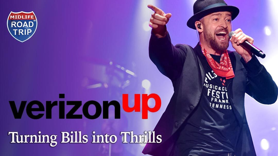 Turning Bills into Thrills with Verizon Up #VZup #Verizon55+